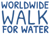 Worldwide Walk For Water Logo